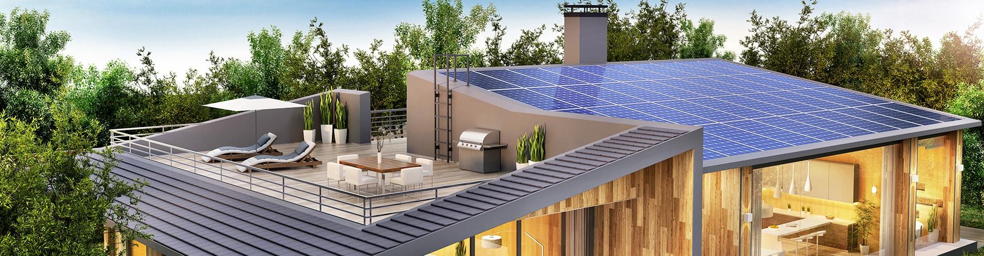 mesdevis.ch | Electricité | Panneaux solaires