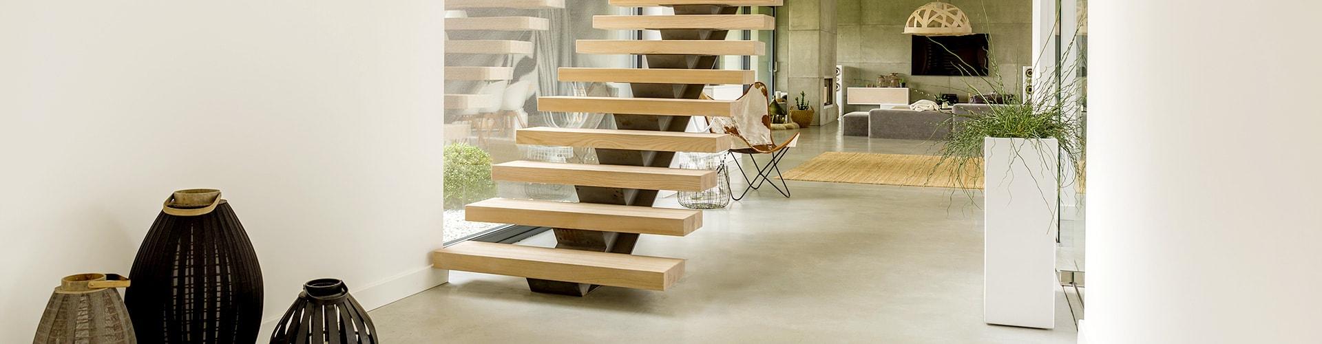 mesdevis.ch | Menuiserie | Escaliers