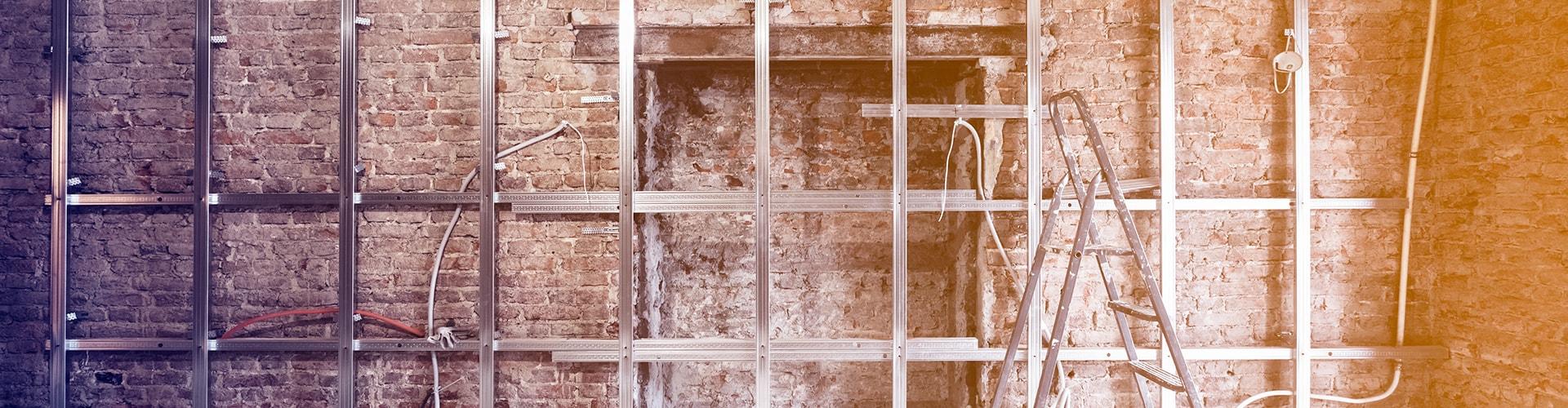 mesdevis.ch | Rénovation murs et plafonds